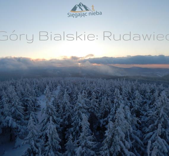 Góry Bialskie – Rudawiec i wspaniały zachód słońca