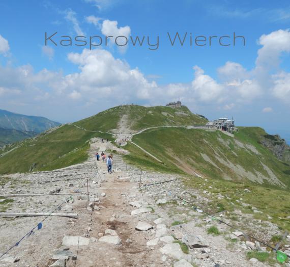 Tatry: Kasprowy Wierch i Beskid