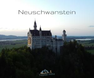 trasa zamek neuschwanstein