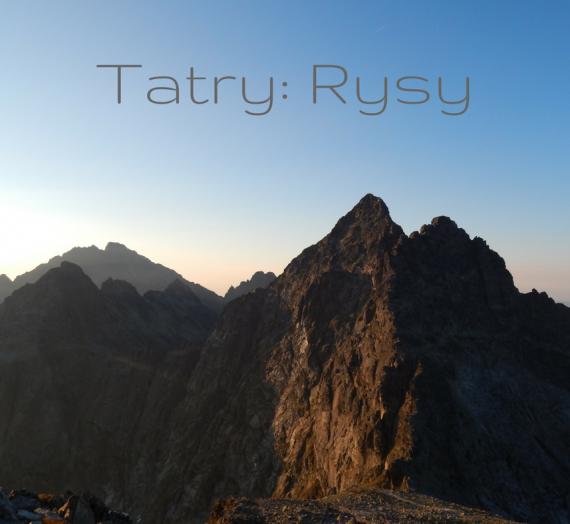 Tatry: Rysy od strony słowackiej