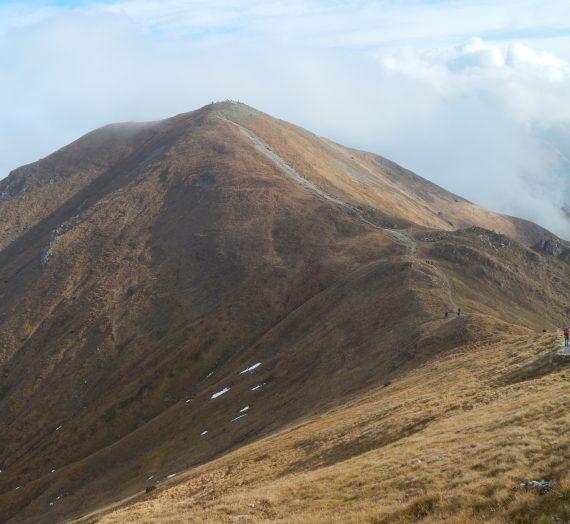 Tatry: Czerwone Wierchy  jesienią